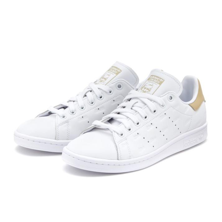 レディース 【adidas】アディダス STAN SMITH スタンスミス EF5004 WHT/BEG