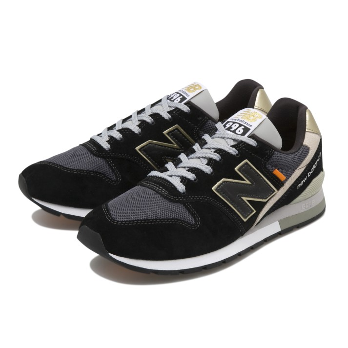 【New Balance】 ニューバランス CM996BH(D) BLACK(BH)