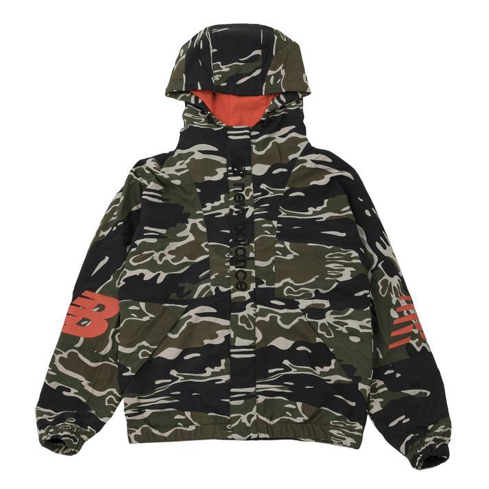 ジャケット アウター 中古 送料無料 キッズ New Balance ウェア アウトドア JJJP0320G01 G01 ウーブンジャケット OUTDOOR ニューバランス セール品