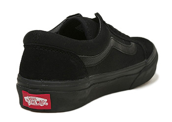 Vans sneaker men's OLD SKOOL, old school V36CLA M.BLACK(RB) / ABC-Mart Rakuten market shop 10P06jul13