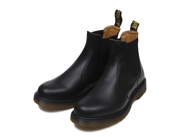 【Dr.Martens】 ドクターマーチン 2976 CHELSEA BOOT チェルシーブーツ BLACK SMOOTH