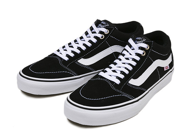 【VANS】 ヴァンズ TNT SG VN000ZSNBA2 BLACK/WHITE