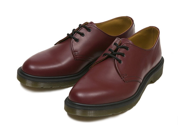 【AIRWAIR】 ドクターマーチン 1461 DMS 84 GIBSON SHOE 10078602 15SP CHERRY RED
