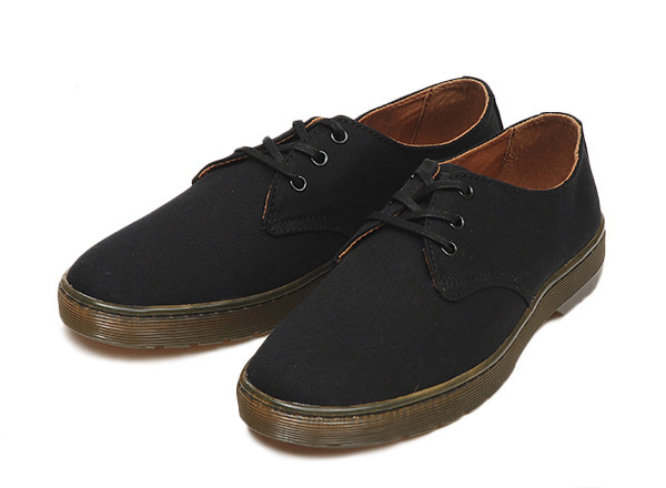 【AIRWAIR】 ドクターマーチン CRUISE DELRAY 16512001 15SP BLACK CANVAS
