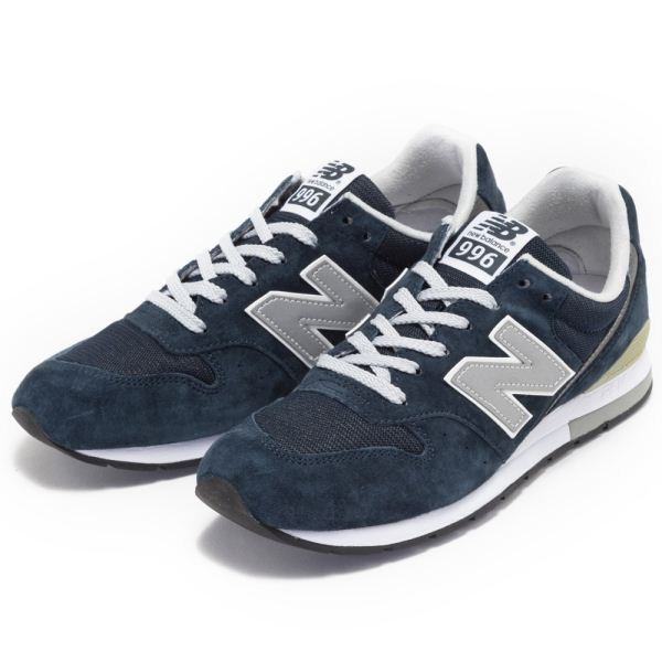【NEW BALANCE】 ニューバランス ライフスタイルシューズ MRL996AN NAVY(AN)
