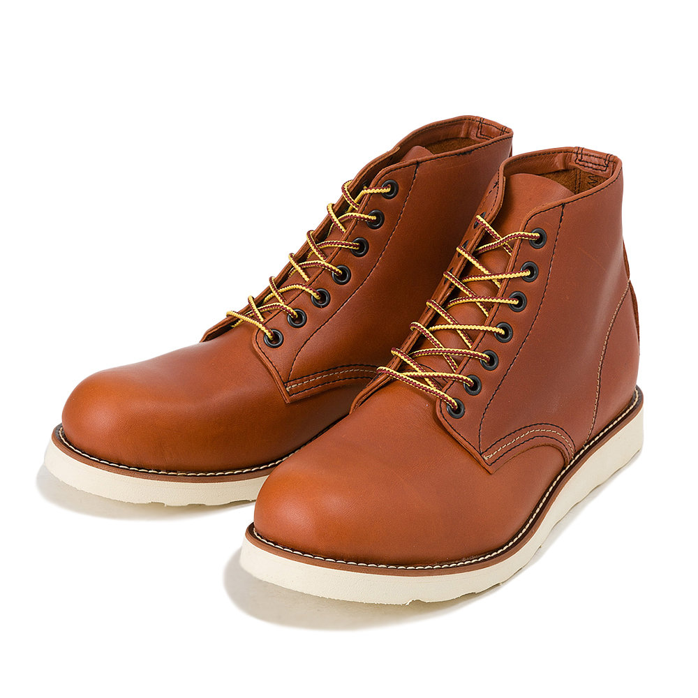 【HAWKINS】 ホーキンス 6INCH PLAIN TOE HL40062 FG/TAN