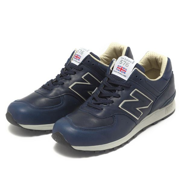 【NEW BALANCE】 ニューバランス M576CNN 15FW NAVY/BEIGE