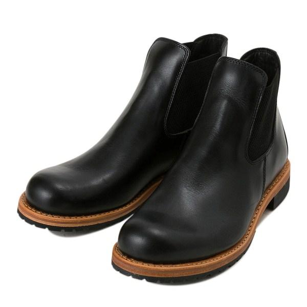 【HAWKINS】 ホーキンス SIDE GORE DRESS BOOT 6インチサイドゴアドレスブーツ HL40112 BLACK
