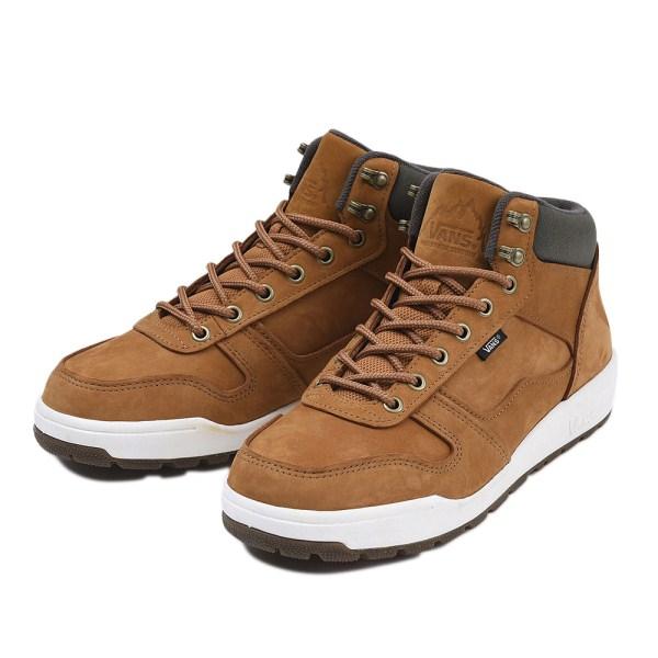 【VANS】 ヴァンズ WORKER BEE V2552SNOW 冬靴 N/WHEAT