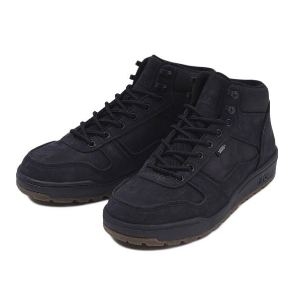 【VANS】 ヴァンズ WORKER BEE V2552SNOW 冬靴 N/BLACK