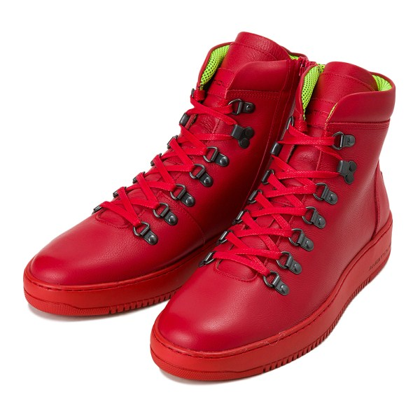 【AMBITIOUS】 アンビシャス D-リングブーツ D-RING HI BOOTS AM00021 ROSSO
