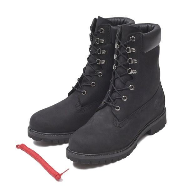 【Timberland】 ティンバーランド 8 INCH PREMIUM BOOT(24) 8インチ プレミアム ブーツ 24 A1Q9J *BLACK