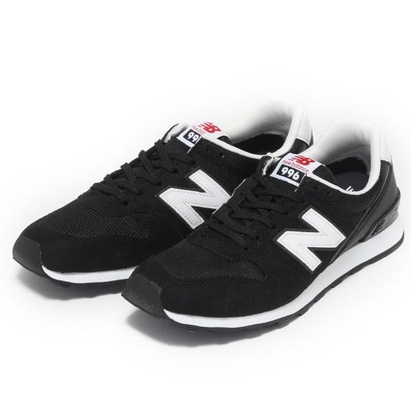 レディース 【NEW BALANCE】 ニューバランス WR996HR 17SS ABC-MART限定 *BLACK(HR)