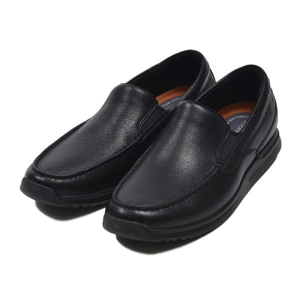 【送料無料/新品】 【ROCKPORT】 ロックポート LANGDON TOE LANGDON ABC-MART限定 MOC TOE SO ラングドン モックトー スリッポン ABC-MART限定 BLACK, SHOWA ヘルスケア Online Shop:688c7a8f --- supercanaltv.zonalivresh.dominiotemporario.com