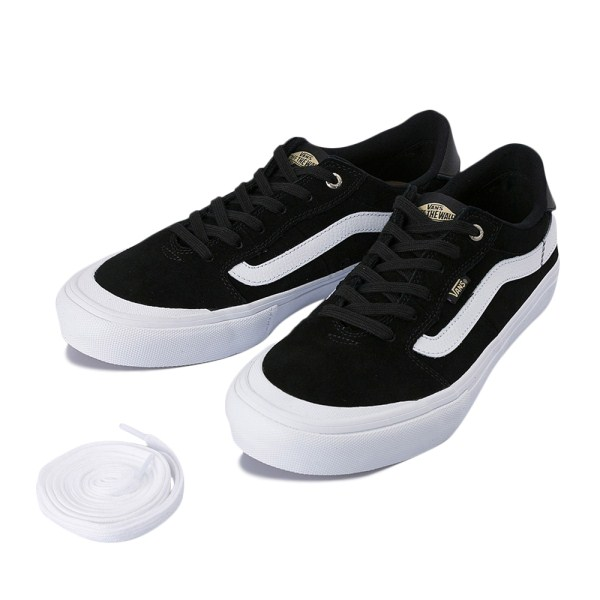 【VANS】 ヴァンズ STYLE 112 PRO スタイル 112 プロ VN0A347XB8C 17SP BLK/BLK/WHT
