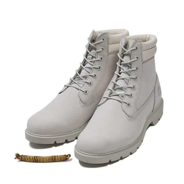 【Timberland】 ティンバーランド YOUTH 6 INCH BASIC BOOT ユース 6インチ ベーシック ブーツ A1OT4 *WHITE 17FA