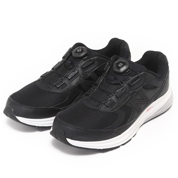 【NEW BALANCE】 ニューバランス MW880BA3(4E) 17FW ALL BLACK(A3)