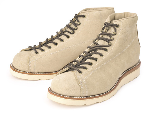 【CHIPPEWA】 チペワ 5 LACE TO TOE 5インチ レースTOトゥ 91073 SAND SUEDE