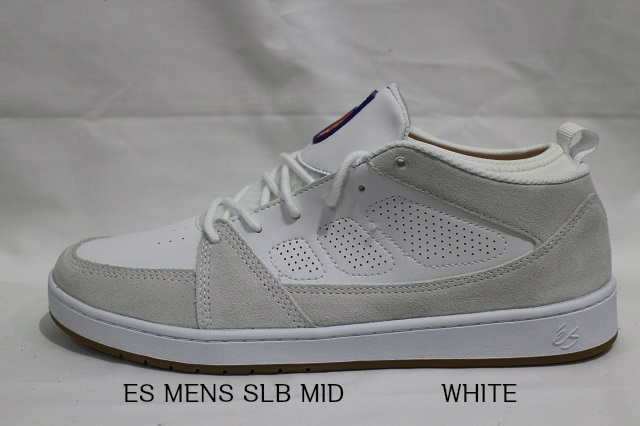 ES MENS SLB MID WHITE(ホワイト)
