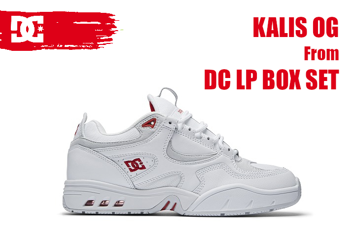 【DC ディシー】LP BOX SET(KALIS OG/WILLIAMS OG)【S-DC-088】