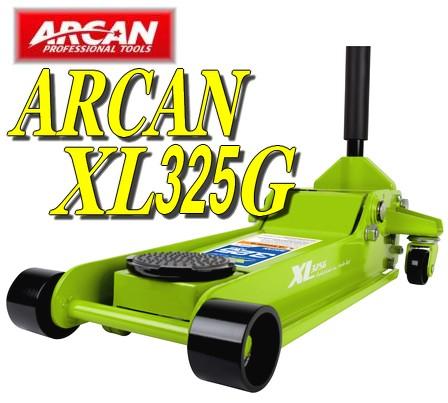 ARCAN フロアジャッキ 3.25t 油圧式 低床ガレージ ジャッキ