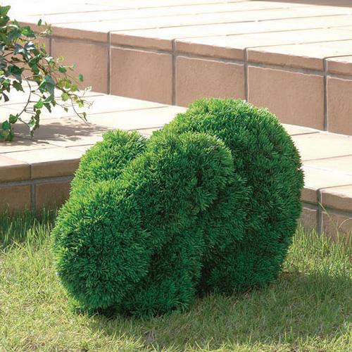 ガーデントピアリー ラビット サイズ W25×D40×H53cm
