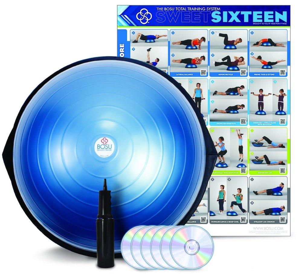 格安数量わずか!Bosu バランストレーナー バランスボール Balance Trainer Home Version