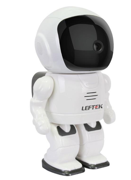 ネットワークカメラ 960P高精細 Wifi接続でき IPカメラ 赤外線暗視可能 動体検知可能 遠隔監視 ロボットカメラ 双方向音声防犯カメラ ホームセキュリティ 可愛いロボット型 双方向音声 ペット 赤ちゃん 介護