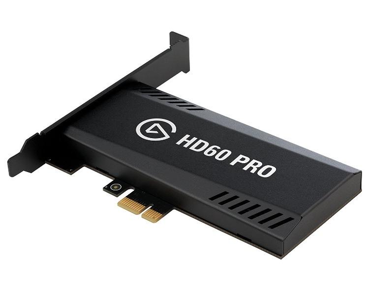 Elgato Game Capture HD60 Pro 低レイテンシテクノロジーで、データを受信しながら順次再生できるストリーム配信を可能にします