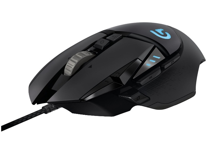 Logitech ロジテックG502 RGB ゲーミングマウス