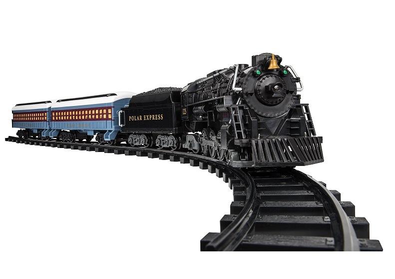 ポーラーエクスプレスGゲージセット ライオネルPolar Express Ready to Play Train 711803 ワイヤレスコントローラーつき 日本語マニュアル仕様
