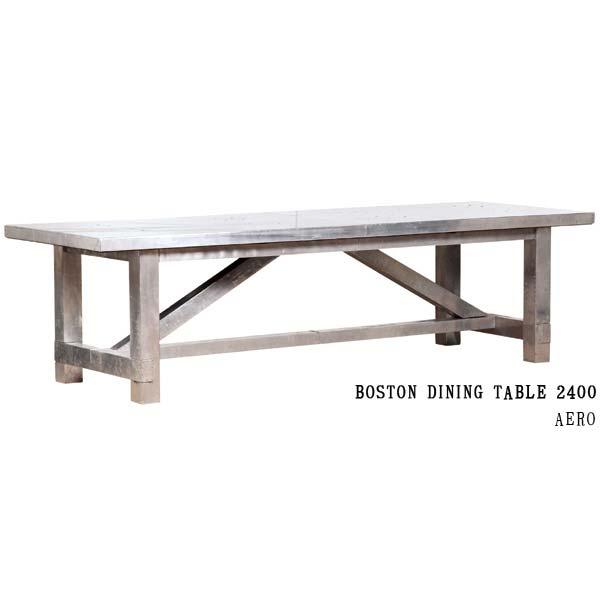 ハロ ボストン ダイニングテーブル 2400(エアロ)534565 BOSTON DINING TABLE 2400(AERO) HALO アスプルンドASPLUND 【送料無料】(403-130311-061)