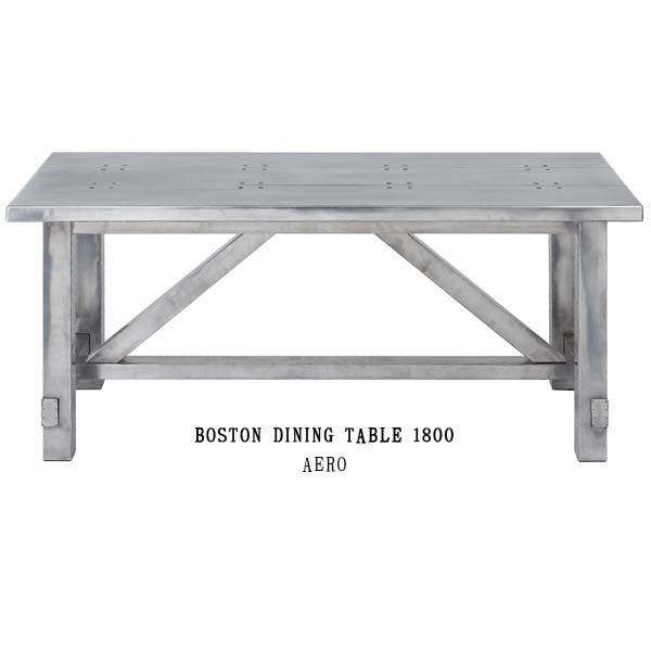 ハロ ボストン ダイニングテーブル 1800(エアロ)537290 BOSTON DINING TABLE 1800(AERO) HALO アスプルンドASPLUND 【送料無料】(403-130311-062)