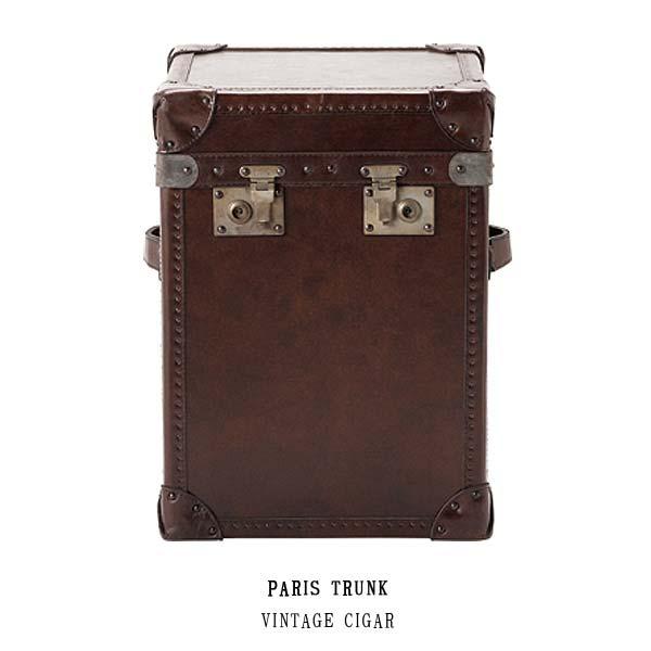 ハロ パリス トランク(ヴィンテージシガー)530055 PARIS TRUNK(VINTAGE CIGAR) HALO アスプルンドASPLUND 【送料無料】(403-130311-067)