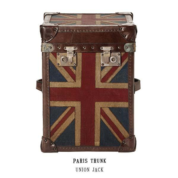 ハロ パリス トランク(ユニオンジャック)530376 PARIS TRUNK(UNION JACK) HALO アスプルンドASPLUND 【送料無料】(403-130311-069)