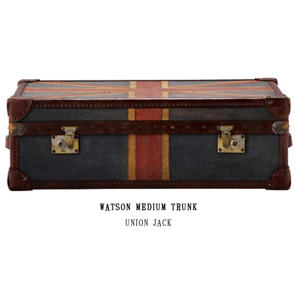 ハロ ワトソン ミディアム トランク(ユニオンジャック)530383 WATSON MEDIUM TRUNK(UNION JACK) HALO アスプルンドASPLUND 【送料無料】(403-130311-077)