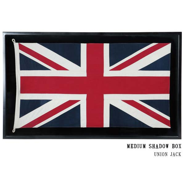HALO Halo / medium shadow box Union Jack (British flag) 535272 MEDIUM SHADOW BOX (UNION JACK) Asplund ASPLUND (403 - # 130311-105)