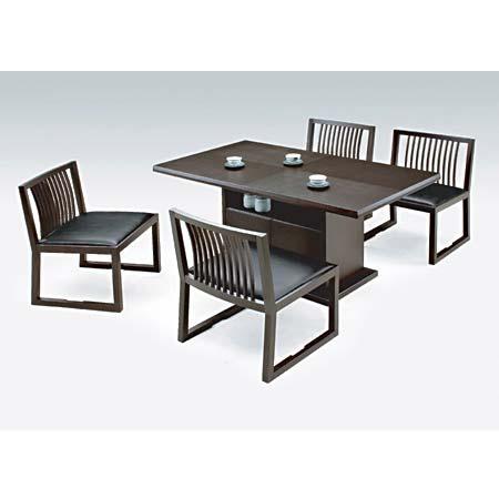 和具楽 150cm幅 ダイニングテーブル 単品販売 ワグラ わぐら 食卓 机 和風 シギヤマ SHIGIYAMA 【送料無料】