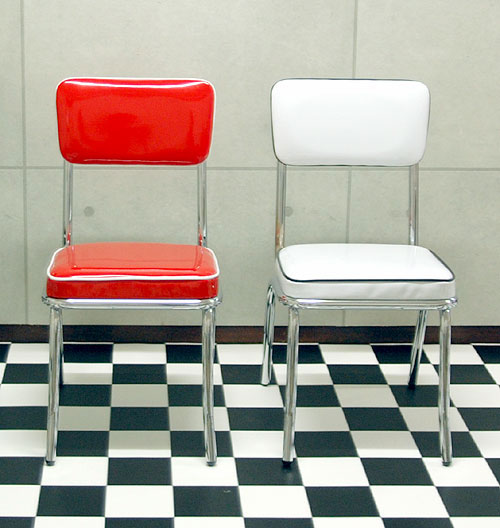Cグロス ダイニングチェアー イス いす 50'S アメリカン雑貨 アメカジ アメリカンカジュアル ダイナー 赤 白 黒 レトロ 毎日続々入荷 バー bar レストラン セット C-グロス 食堂イス 当店オリジナル レトロチェア 送料無料 レトロチェアー 椅子 galto-100218-003 爆安 アメリカンチェア チェア 50's 50's チェアー 60's 60's 50th 60th ダイニングチェア