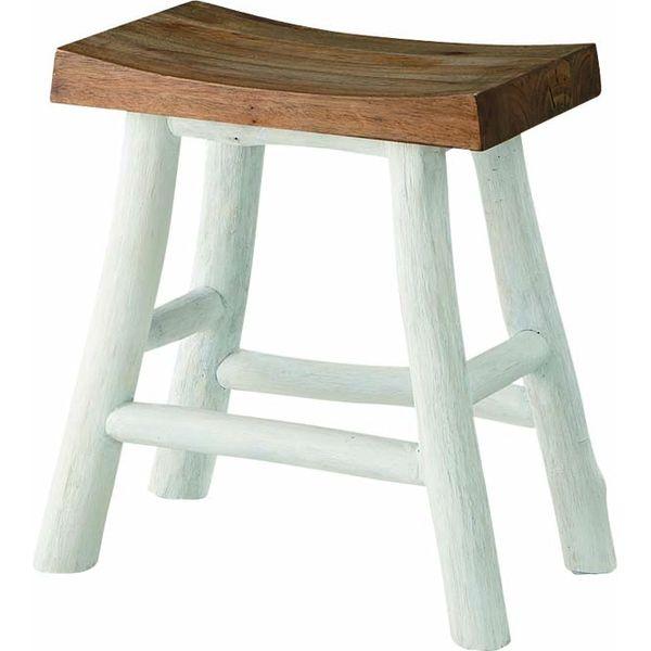 NW-729 ナチュラル スツール サラン 小椅子 腰掛け 小ぶり 小さ目のイス 木製 天然木 補助いす ディスプレイ 撮影備品 撮影小物 東谷 アズマヤ ROOM ESSENCE ルームエッセンス