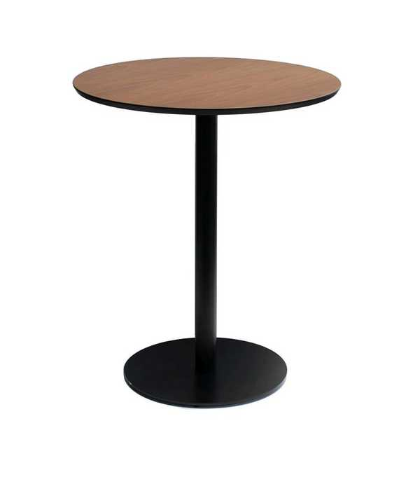 BAT-607(BR) ブラウン Bardi カフェテーブル サイドテーブル リビングテーブル ソファーテーブル ウォールナット カフェテーブル エーワイ 【送料無料】