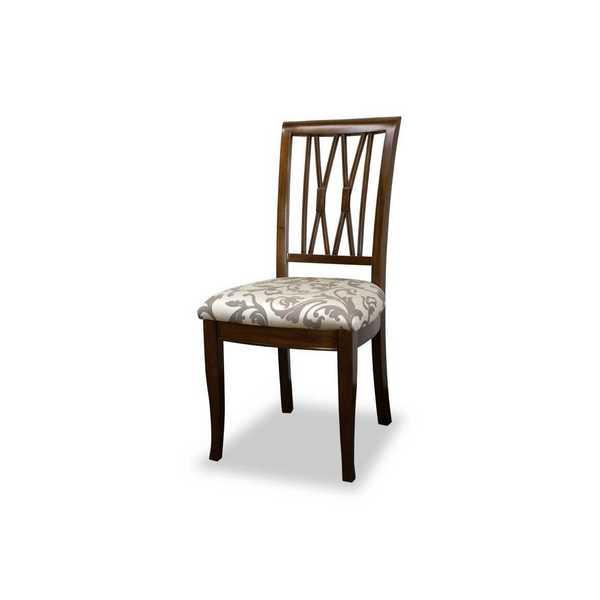 チェアーH BK F2 WH ベネチア venezia ダイニングチェアー 食堂 イス いす 椅子 アンティーク 欧風 ヨーロッパ 東海家具工業 【送料無料】