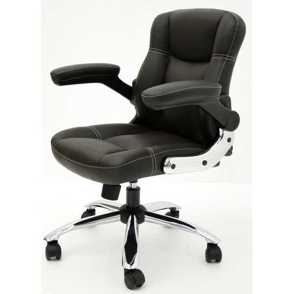42-557 モカブラック 42-558 キャメル オフィスチェアー mini ミニ MBK CA 合皮 肘上げ式 パソコンチェアー プレジデントチェアー シンプル デスクチェアー 昇降式 ロッキング イス いす 椅子 ヤマソロ 【送料無料】