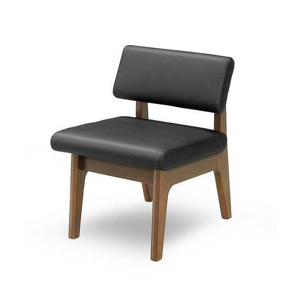 50チェアー ジュビア JUVIA 50cm 食堂 イス いす 椅子 チェア ソファー 合皮張り お手入れ簡単 リビングダイニング ソファーダイニング シギヤマ 【送料無料】
