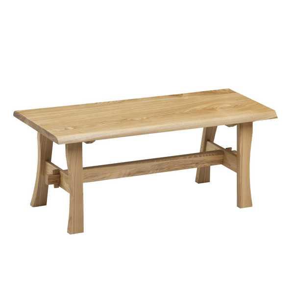 シエスタダイニングベンチ120 天然木 120cm幅 無垢 ダイニングチェアー 木製 椅子 北欧 カントリー ナチュラルモリモク 【送料無料】