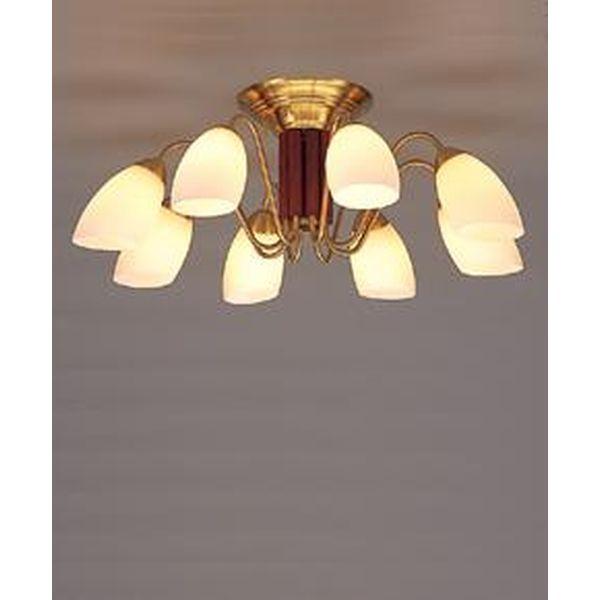 C2027LE 天井照明 シャンデリア ペンダントライト シーリングライト 8灯 ディーシー gemmy-LED ジェミィー DCS corp. 【送料無料】