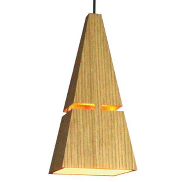 P4038LE-HU P4038LE-HC 天井照明 ペンダントライト シーリングライト 1灯 アボーボ pyramide-EF ピラミッド 内山 章一 DCS corp. 【送料無料】