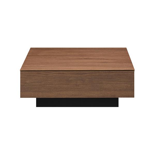 CUB080MWN 80cm幅 リビングテーブル センターテーブル ローテーブル ソファーテーブル モダン MKマエダ クボ 【送料無料】