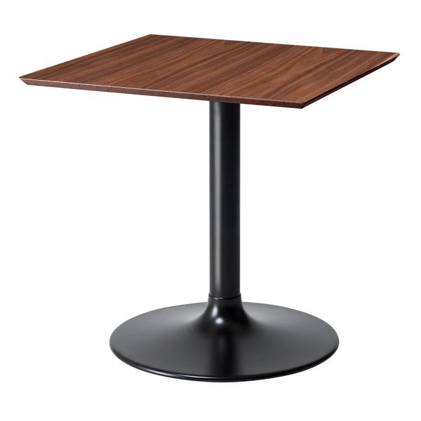 LETH-007TWN 70cm幅 テーブル スクエアテーブル カフェテーブル モダン MKマエダ リエット 【送料無料】
