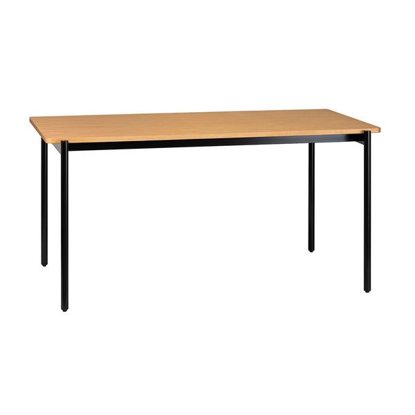 CHM-150UWA 150cm幅 ダイニングテーブル 食堂 テーブル 食卓 モダン 洋風 MKマエダ シャルム 【送料無料】